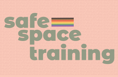 Safe Space Training